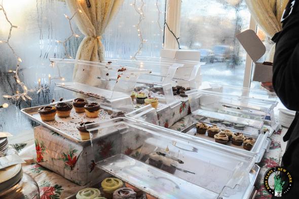 NYC Magnolia Bakery