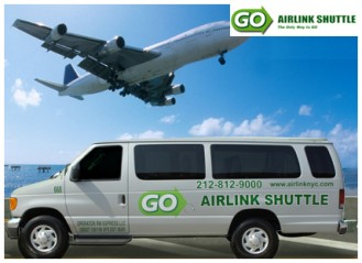 Go-Airlink shuttle NYC