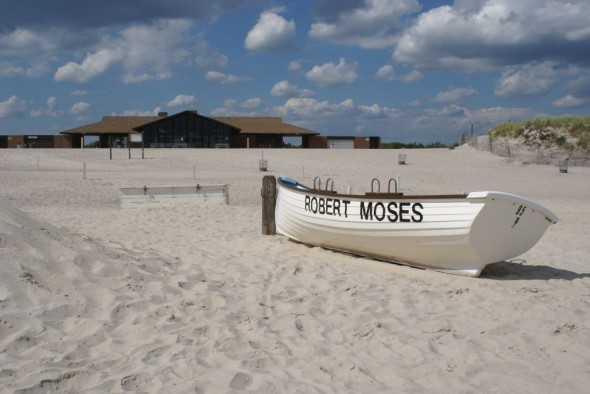 Robert Moses State Park Field 4