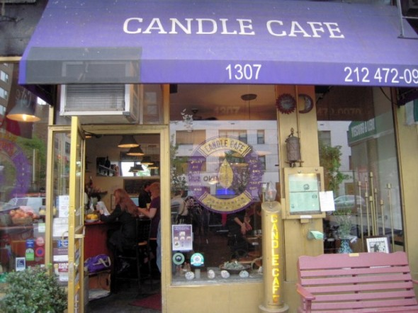 candle cafe NYC