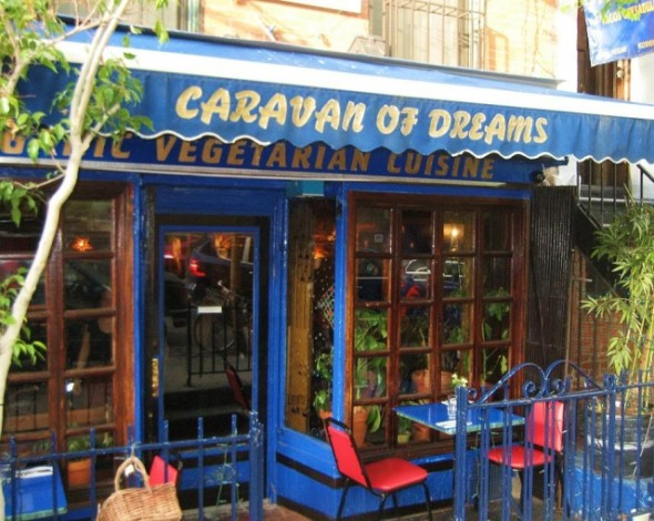 caravan of dreams NYC