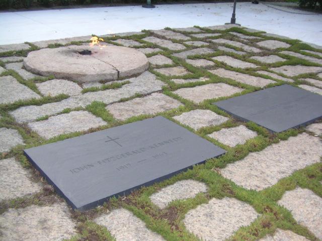 tumba de kennedy