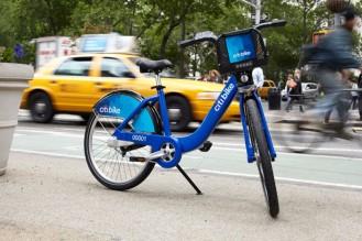 1 Citi Bike Nueva York