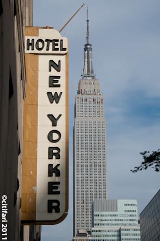 New Yorker Citifari NYC