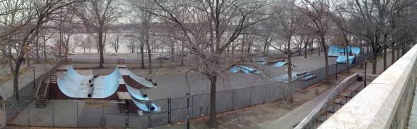 Riverside Skateboard Park