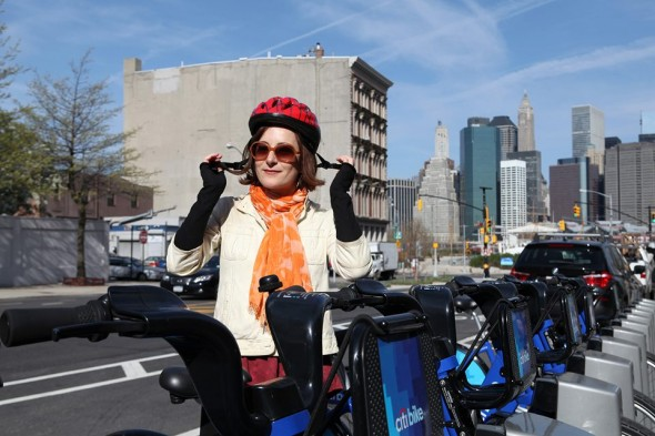 Citi Bikes Nueva York