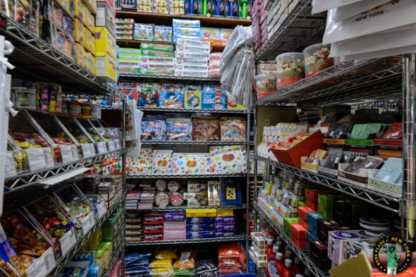 Economy Candy NY golosinas
