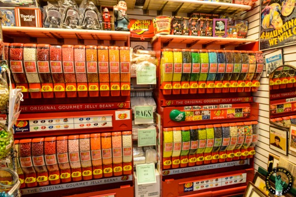 Economy Candy NY gominolas