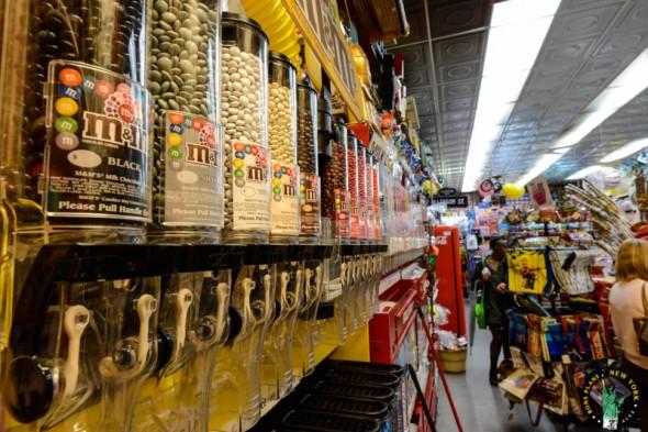 Economy Candy NY m&ms