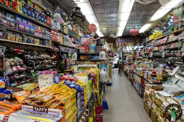 Economy Candy NY perspectiva