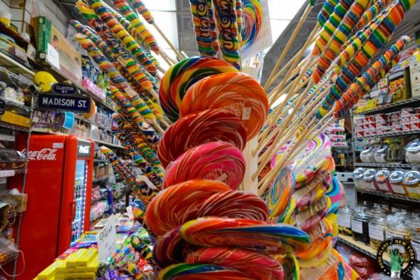 Economy Candy NY piruleta