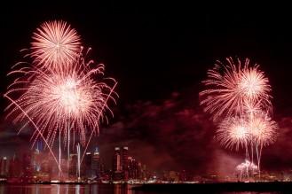 NY Macy's Fireworks 2013
