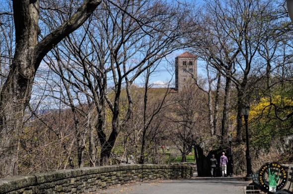 The Cloister NY caminos