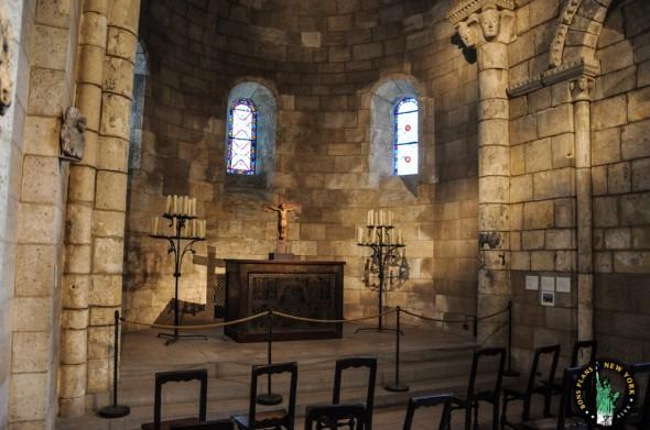 The Cloister NY capilla