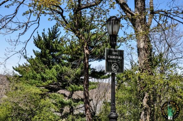 The Cloister NY cartel parque