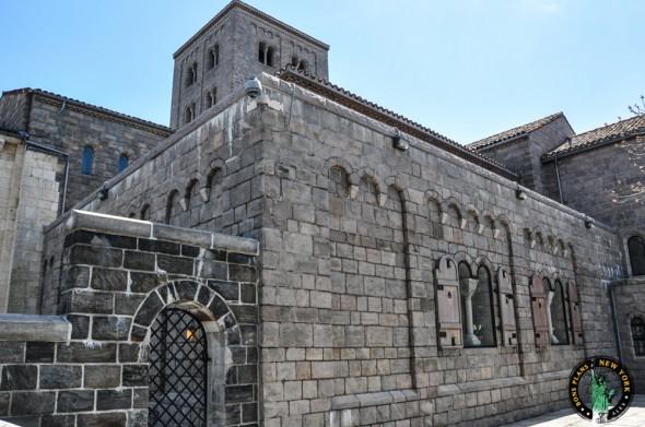 The Cloister NY fachada 2