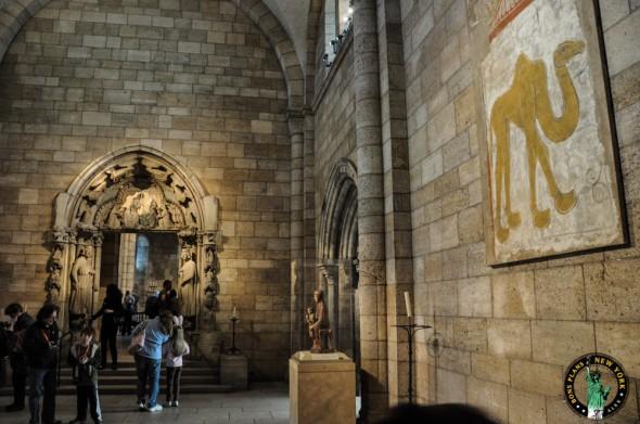 The Cloister NY interior 2