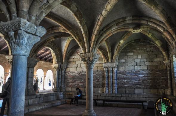 The Cloister NY interior 3