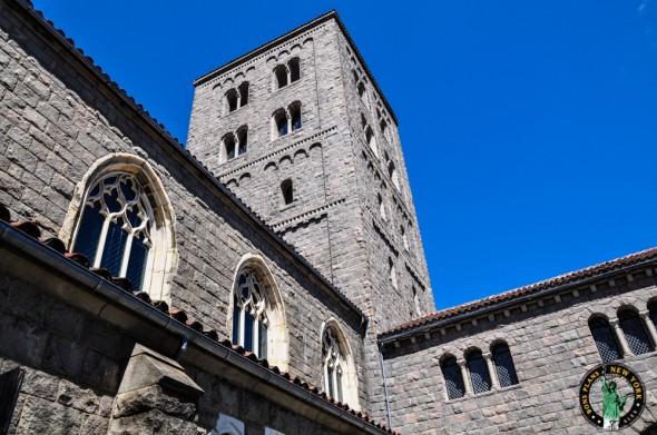 The Cloister NY torre