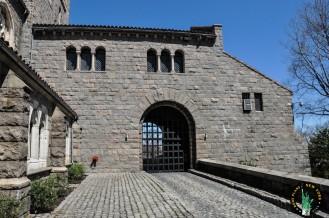 entrada the Cloister NY