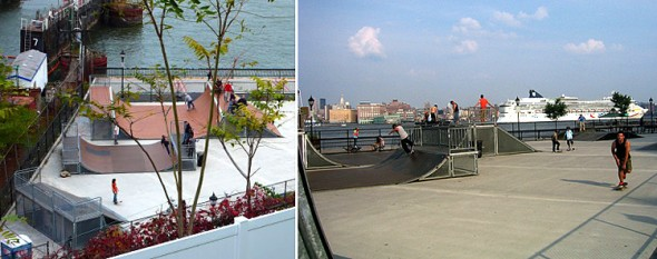 hoboken_skatepark_castle_point new jersey