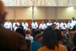 NYC gospel