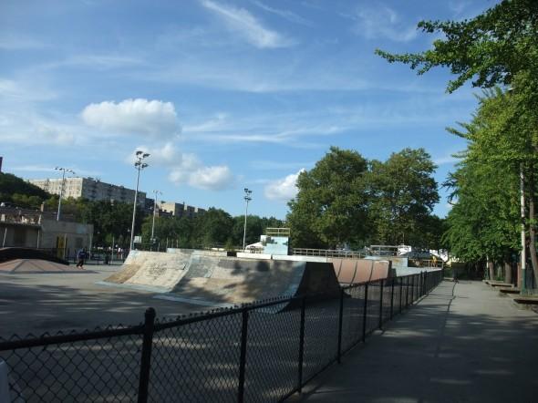 mullaly-skate-park bronx