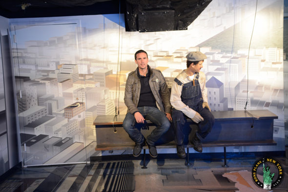 new worker Tussauds MPVNY
