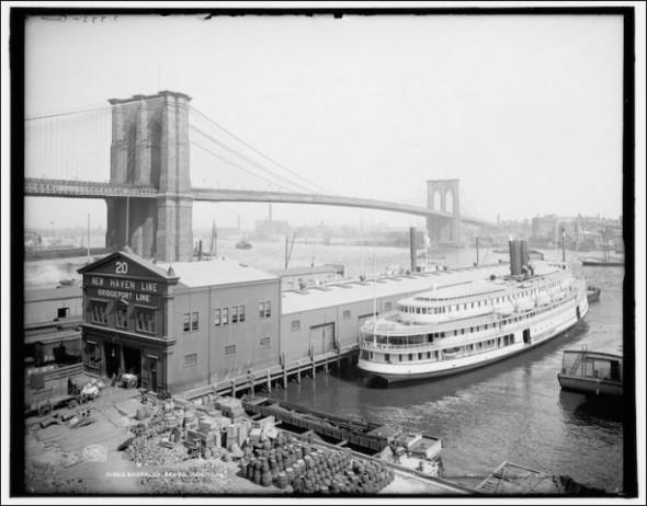 Brooklyn Bridge – 20'-hoy