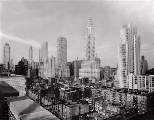Midtown y Chrysler Building – 30'-hoy