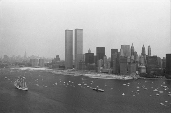 Financial District y el World Trade Center – 1960-hoy