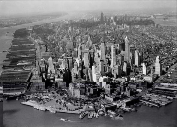 Financial District – 1940-hoy