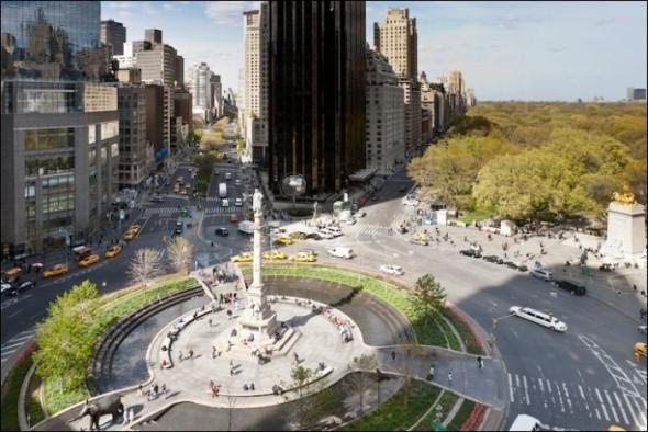 Colombus Circle – 1920-hoy