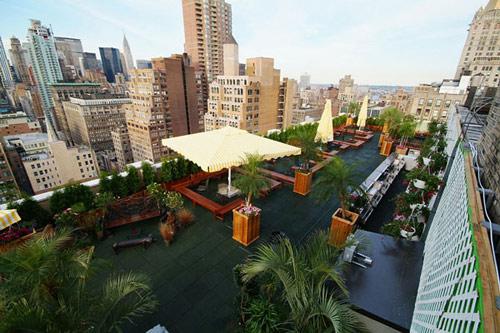 El 230 Fifth Rooftop El Bar Con Terraza Panorámica Y Vista