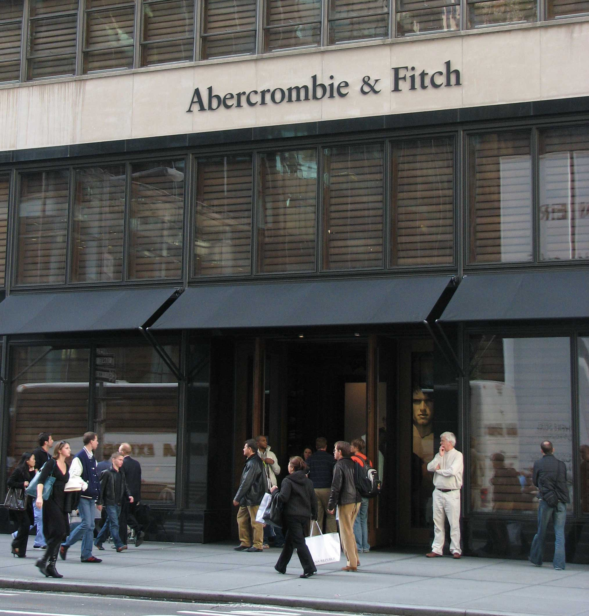 Abercrombie Fitch New York