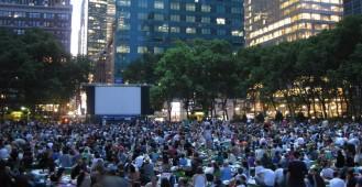 Bryant Park Summer Film Festival nueva york 1-jpg