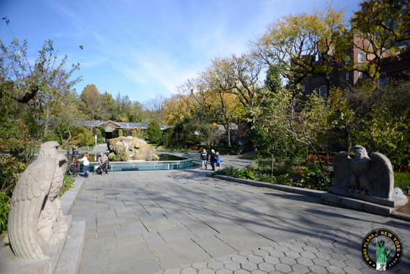 Zoo Central Park NY entrada del zoo