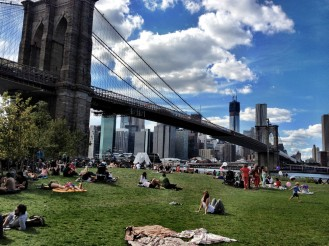 brooklyn bridge park new york