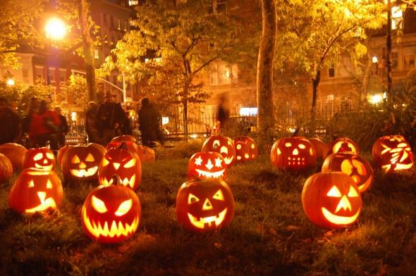 halloween en NY