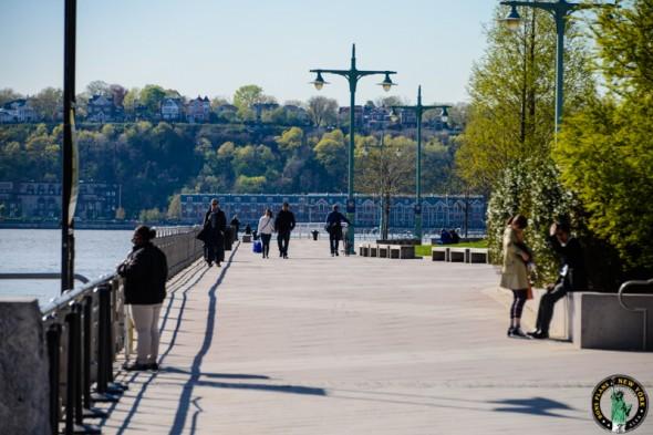 paseo hudson river park