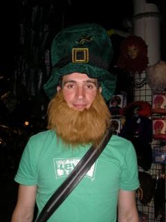 sombrero irlandés ny