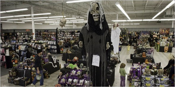 spirit halloween superstore new york