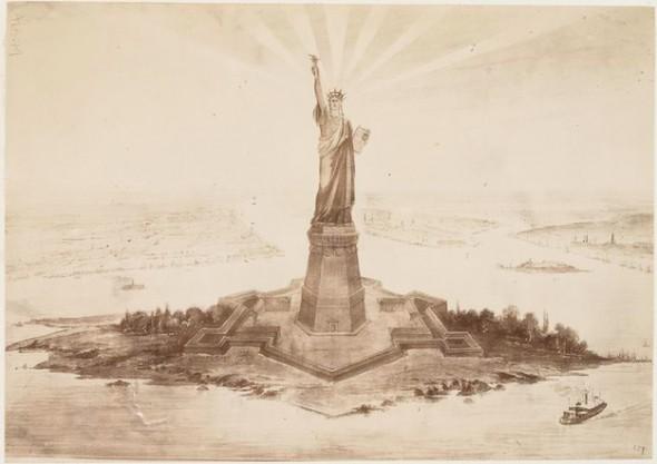 1 Estatua de la Libertad MPVNY
