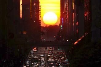 1 Manhattanhenge NY MPVNY