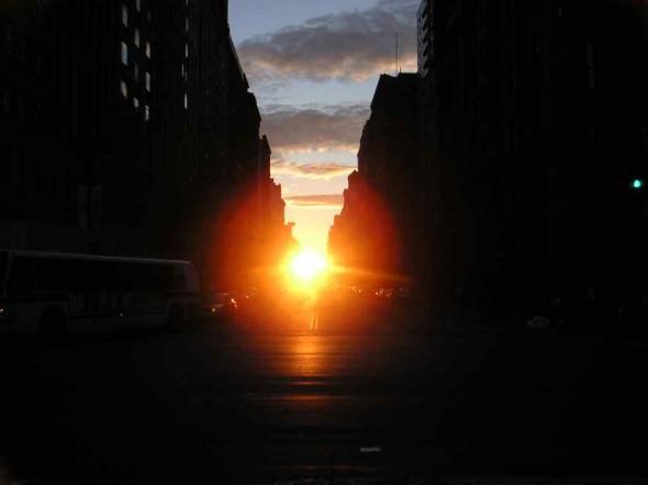 11 Manhattanhenge NY MPVNY