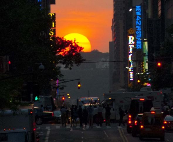 13 Manhattanhenge NY MPVNY