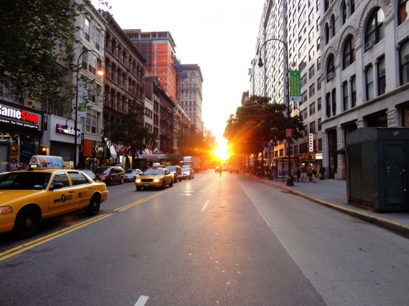 14 Manhattanhenge NY MPVNY