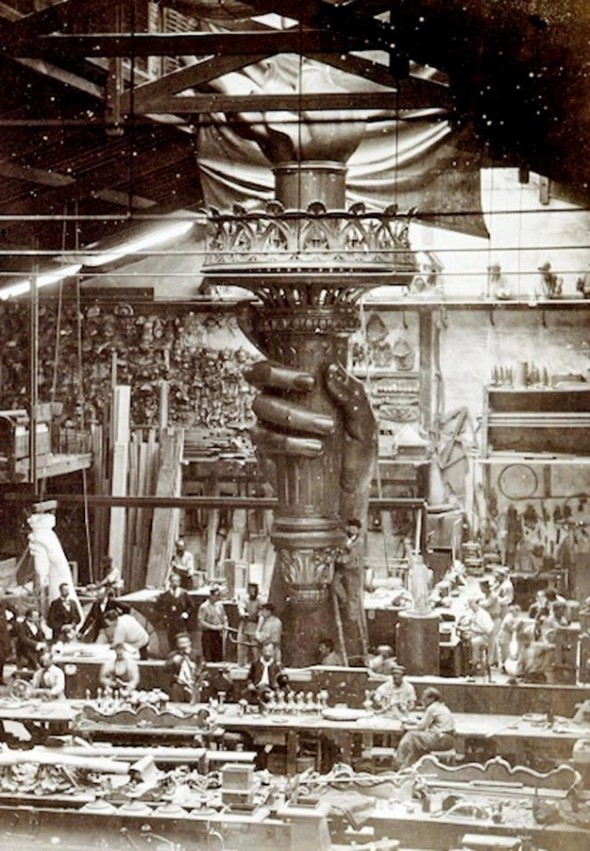 8 Estatua de la Libertad MPVNY