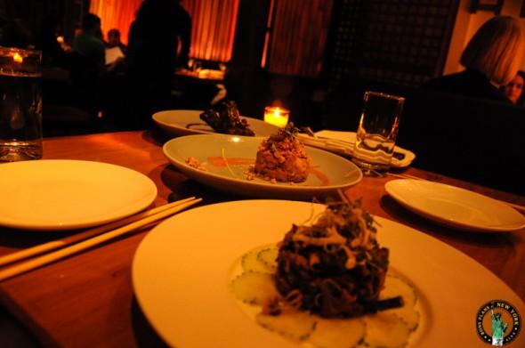 8 Kittichai restaurant nyc MPVNY