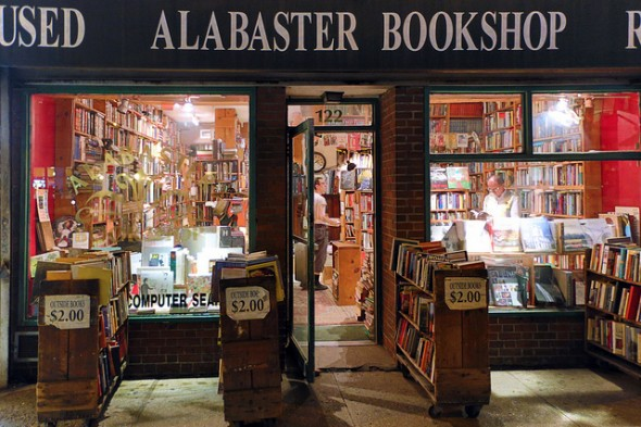 Albaster-bookshop ny